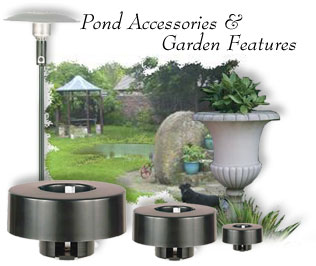 Pond accessories garden art accessories stoneware for Garden pool accessories