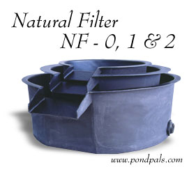 Natural pond filters pond filtration systems for Pond water filtration systems