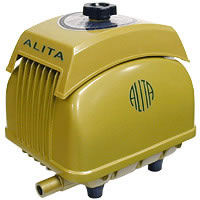 Alita Air Pumps for Ponds and Water Gardens